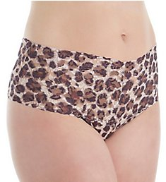 Hanky Panky Plus Size Pattern Retro Lace Thong 91926XP