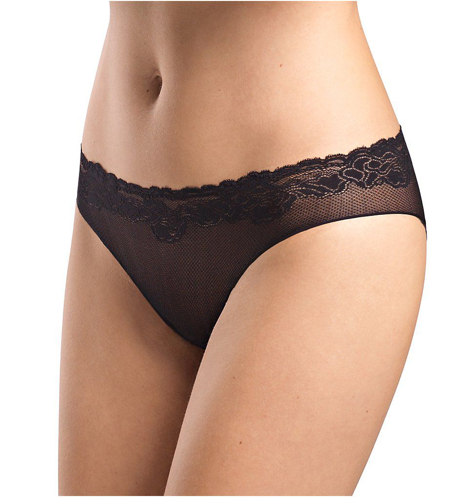 Hanro Lulu Lace Hi Cut Brief Panty 71108