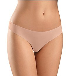 Hanro Invisible Cotton Thong Panty 71225