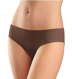 Hanro Invisible Cotton Hi Cut Brief Panty 71227