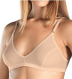Hanro Cotton Seamless Soft Cup Bra 71616