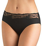 Hanro Valencia Hi Cut Brief Panty 72216