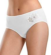 Hanro Rosalie Full Brief Panty 72334
