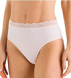 Hanro Cotton Lace Full Brief Panty 72436