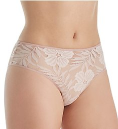 Hanro Lace Illusion Full Brief Panty 72508