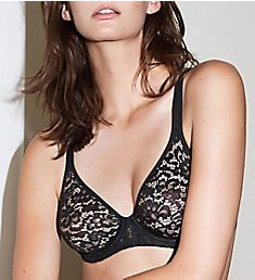 Hanro Messina Lace Underwire Bra 72894
