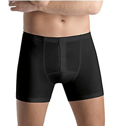 Hanro Cotton Sensation Boxer with Button Fly 73063