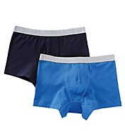 Hanro Essentials Cotton Stretch Boxer Briefs - 2 Pack 73078