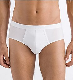 Hanro Cotton Essentials Jersey Stretch Brief 73101