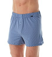 Hanro Elias Cotton Stretch Knit Boxer 74039