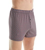 Hanro Filippo 100% Cotton Knit Boxer 75287