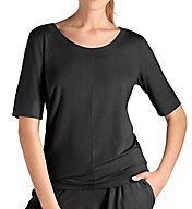 Hanro Yoga 3/4 Sleeve Top 77994