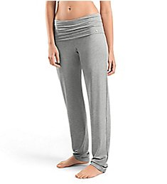 Hanro Yoga Fold Over Waist Lounge Pants 77998