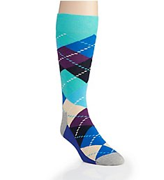 Happy Socks Argyle Cotton Crew Sock ARY016000