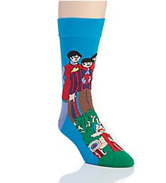 Happy Socks Beatles Pepperland Sock BEA017000