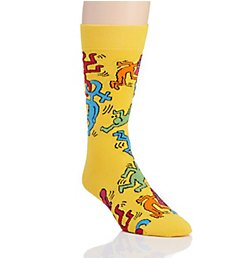 Happy Socks Keith Haring All Over Sock KEH012000