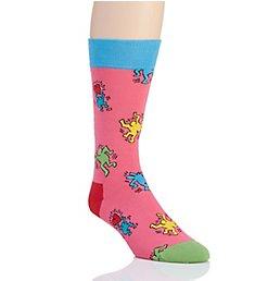 Happy Socks Keith Haring Dancing Sock KEH013000