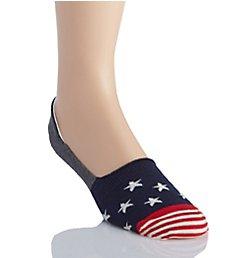 Happy Socks American No Show Sock SR06-9000
