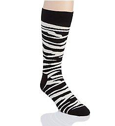 Happy Socks Zebra Print Crew Sock ZEB011000