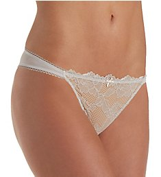 Heidi Klum Intimates Petunia Passion Thong Panty H37-1457