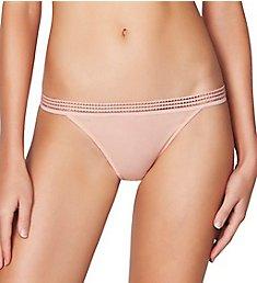 Heidi Klum Intimates Dakota Dusk Thong Panty H37-1555