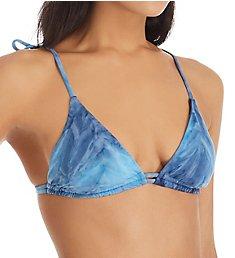 Isabella Rose Torino Tied Triangle Bikini Swim Top 4393004