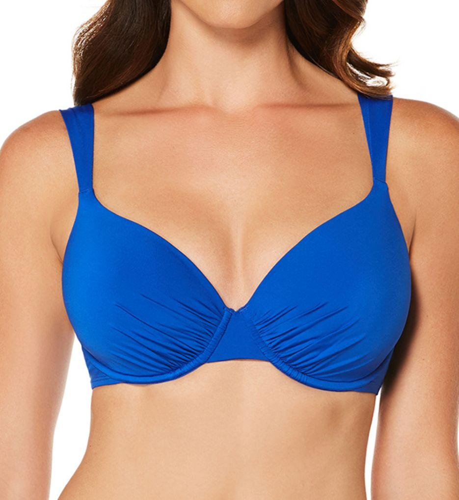 Jantzen Solid Underwire Bikini Swim Top 7008