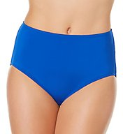 Jantzen Solid Comfort Core Brief Swim Bottom 7016