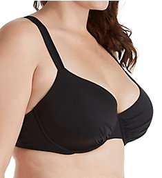 Jantzen Solid Underwire Plus Bikini Swim Top 7221