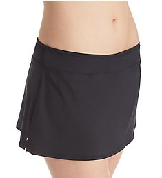Jantzen Solids Tummy Control Skirted Brief Swim Bottom 8009