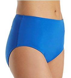 Jantzen Solids Comfort Tummy Control Brief Swim Bottom 8023