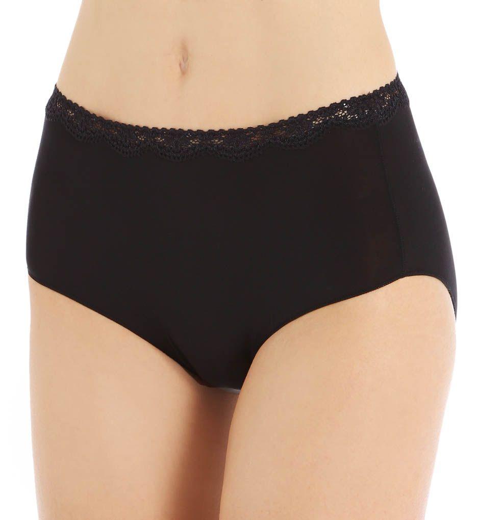 Jockey No Panty Line Promise Tactel Lace Hip Brief Panty 1322