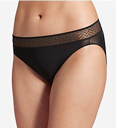 Jockey Wide Waist Lace Bikini Panty 1347