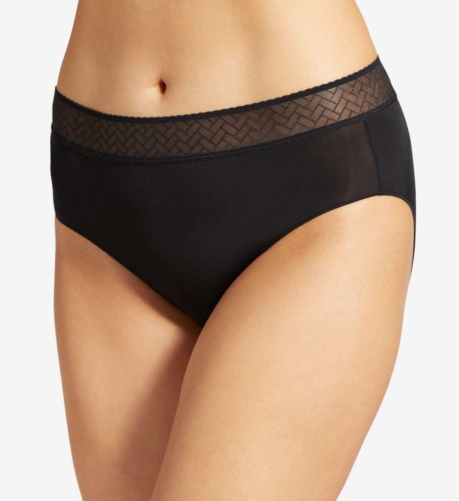 Jockey Wide Waist Lace Hipster Panty 1348