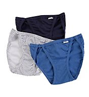 Jockey Elance Classic Fit String Bikini Panty - 3 Pack 1483