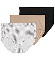Jockey Elance Breathe Brief Panty- 3 Pack 1542