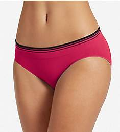 Jockey Sporties Stripe Bikini Panty 2157