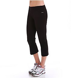 Jockey Core Body Basics Best Fit Flare Slim Capri Pant 7286