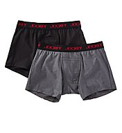 Jockey Sport Microfiber Performance Boxer Brief - 2 Pack 8050