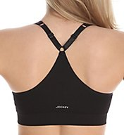 Jockey Molded Cup Medium Impact Seamless Sport Bra 8126