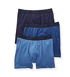 Jockey Tailored Essentials Midway Briefs - 3 Pack 8172