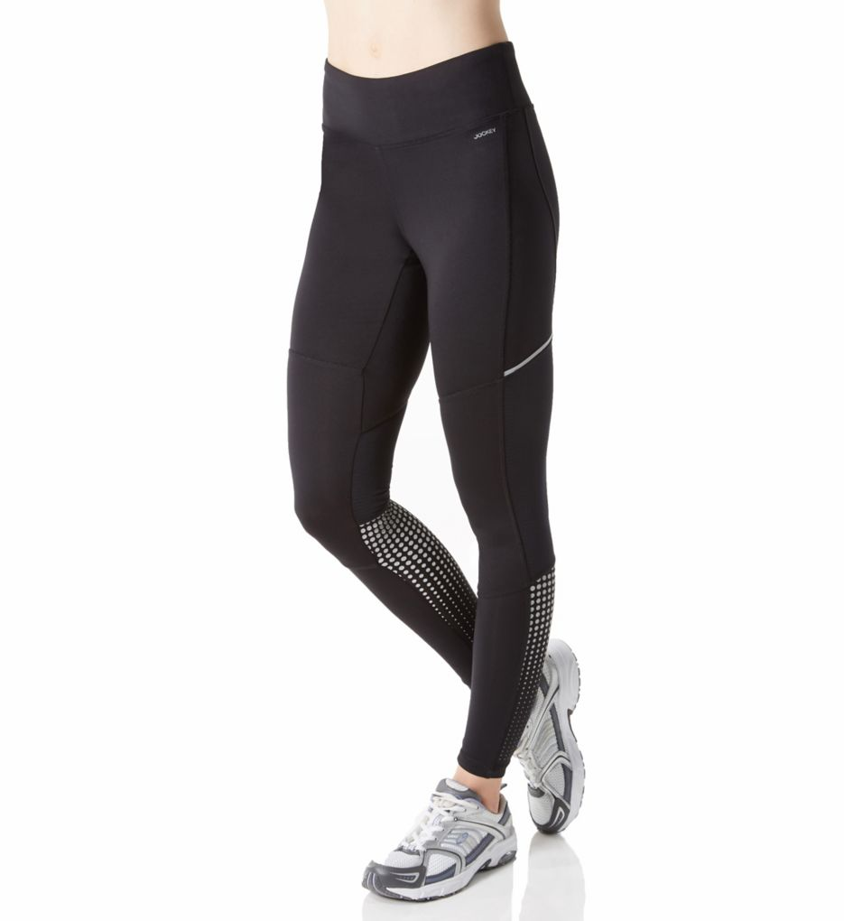 Jockey Nightlight Reflective Graphic Ankle Legging 9233