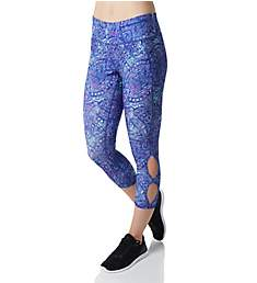 Jockey Dark Batik Cutout Detail Legging 9361