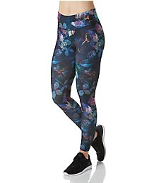 Jockey Midnight Garden Brushed Back Ankle Legging 9439