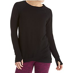 Jockey Criss Cross Tunic Top 9463