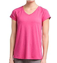 Jockey Summer Suede Resolution Short Sleeve Tee 9622