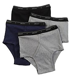 Jockey Full Rise Briefs - 4 Pack 9965