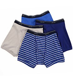 Jockey Boxer Briefs - 4 Pack 9967