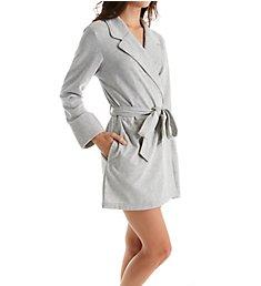 Kate Spade New York Beauty Sleep Brushed Fleece Short Robe 5041251