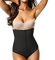 Leonisa Strapless Body Shaper with Thong 18677N